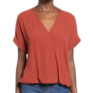 Nordstrom silk top